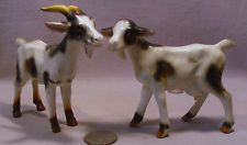 Vintage Natural Looking Goats S&P Shakers