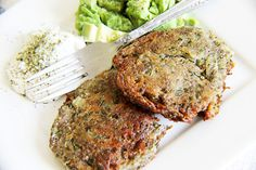 Veggie Tot Patties - gluten free with Paleo and Vegan options! Coconut Recipes, Egg Recipes, Paleo Recipes, Real Food Recipes, Cooking Recipes, Paleo Meals, Free Recipes, Foods With Gluten, Sans Gluten