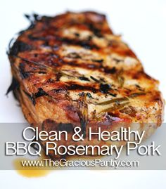 Great Healthy Pork Recipe to try tonight!! #LowGI #HealthyPork