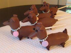 More cake pups! Email  jessicascustomcakepops@gmail.com  Phone 404-276-4313