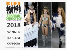 """Child Show Models from the 2018 Winter """"KIDS Fashion Democracy"""" show in New York City. Prizes Totaling ($6,120) – For Each Age Category Winner (4-8 Years Old & 9-15 Years Old). KIDS OPEN CALL AUDITIONS FOR KIDS 4-15 Years Old - Visit: http://www.kidsfashiondemocracy.com/?page_id=621 Also, please review the full 16 minute video here: http://www.kidsfashiondemocracy.com/?page_id=5692 CHILD MODEL REGISTRATION http://www.kidsfashiondemocracy.com/?page_id=6134"""