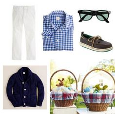 One of our adorable boy looks for #Easter. See more of our kid fashion picks on http://blog.gifts.com/gift-guides/all-dressed-up-my-favorite-looks-for-easter