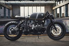 The third time has proven to be more than just a charm for Diamond Atelier, as the Munich-based shop has simply smashed it with this brooding beast of a 19