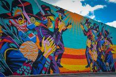 fort smith arkansas wall murals