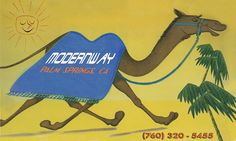 Modernway, Palm Springs