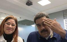 El Facebook Live de Nicolás Maduro en busca de la reelección  #Venezuela #NicolásMaduro #CiliaFlores #FacebookLive #Mundo