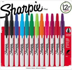 Office supplies.  Especially Sharpies.
