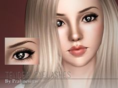 Image result for sims 3 make up cc