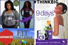 What is the C9?Our #C9 and #weightlose plan changes the way you feel about yourself