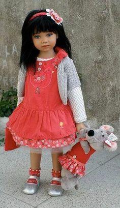 A.Sutter's doll