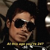 "rememberrthetime: "" "" Favourite cute/funny moments from Thriller era"" ""Requested by anonymous"" """