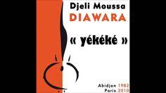 Djeli Moussa Diawara - Yekeke (Paris 2010) - Full Album  Holiday Playlist...  #Audioded #OdedFriedGaon #OdedWeekendPlaylist