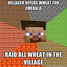 Minecraft .