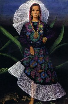 Maria Félix by Antoine Tzapoff
