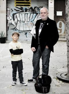 Shooting for Visual Poetry Barcelona
