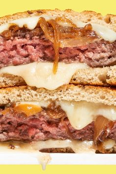 NYT Cooking: As great dinner sandwiches go, it is hard to beat patty melts: ground beef, Swiss cheese and caramelized onions griddled on rye bread until they become crisp, oozing packages of salty-sweet delight. This recipe for them, which riffs on the ones served at Tiny Naylor's drive-in restaurant in Los Angeles in the 1950s, is about as traditional as you can get – luscious eno...
