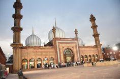 AMU completes Jama Masjid Restoration Project