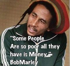 Bob Marley- the Rasta that believed in true LOVE!