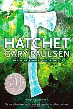 Hatchet:Amazon:Books