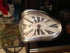 Salvador Dali Melting Clock.