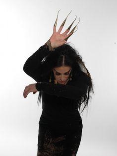 Diamanda Galas (Photo by Alan Amato, Diamanda Galas, Galas Photo, Roxy Music, Fierce Women, Soundtrack To My Life, Music People, Man Ray, Ikon, Make You Smile