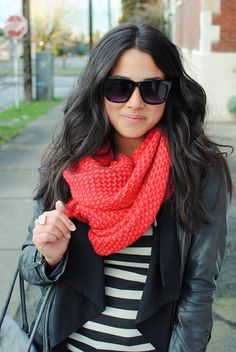 I love this scarf #fall #fashion #style