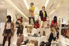 forever 21 visual merchandising strategy - Google Search