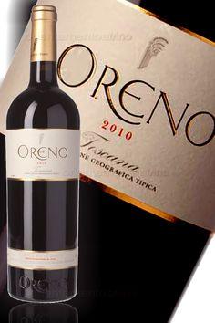 Sette Ponti – #Oreno2010 #abbinamenti #gastronomia #carni pregiate, #selvaggina, #brasati, carni rosse alla brace, ottimo compagno di un filetto di chianina