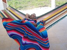 Mayan Hammocks. The price is great, plus when you get a Super King Jumbo Size hammock, you are contributing directly to Mayan family income, supporting the independence of the women and the development of the local community.
