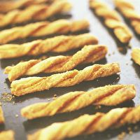 Appetizers - Puff Pastry Straws by bon appétit - buen provecho - selamat makan