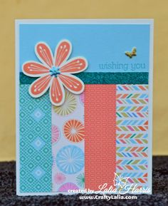 Crafty Lalia: CTMH Pretty Petals C1599 with Hopscotch & Junebug Puffies Cricut Explore File for Cricut Compatible stamps!
