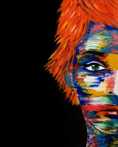 2125100IMG_4345 copy Abstract Portrait, Paint Splatter, Creative Studio, Canvas Art Prints, Digital Prints, Artist, Artwork, Painting, Inspiration