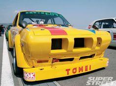 Boso race car