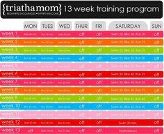 Triamom sprint triathlon training schedule add-to-calendar Sprint Triathlon Training Plan, Training Schedule, Training Programs, Training Tips, Race Training, Fitness Programs, Workout Schedule, Running Training, Marathon Training