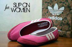 Adidas Berliano For Woman Type Flat Shoe Size 37-40 Idr.150.000