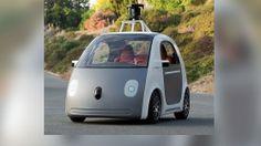 Would you drive +Google's new   #SelfDrivingCar  with no brakes or steering wheel? #GoogleCar