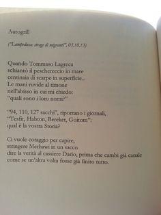 """A chi muore in silenzio, fa poco rumore, molto baccano © """"Autogrill"""" tratto da """"C'è Nunzia in cortile"""" (LietoColle, 2014) http://www.lietocolle.com/shop/collane-i-giardini-della-minerva/marco-pelliccioli-ce-nunzia-in-cotile/"""