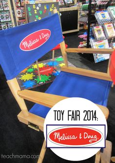 toy fair recap: melissa & doug booth 2014 | my top 5 toy picks for kids and family #weteach @Melissa Squires & Doug Toys #tf14 #tfny