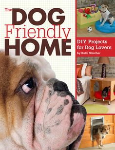 The Dog Friendly Home: DIY Projects for Dog Lovers ... (Book Worth Reading ... Great Gift Idea, too!)