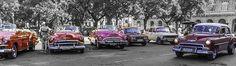 Old Cars, Havana