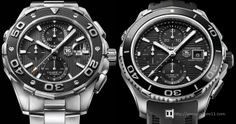 2013 TAG Heuer Aquaracer 500m Ceramic Calibre 16 Chronograph | TAG Heuer Watch Reviews