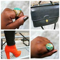 I live for accessories