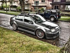 VW GLI Mk4 Jetta