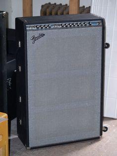Fender Super Six Blackface