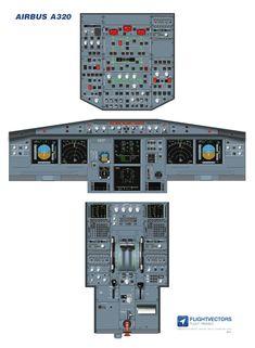 A320 EIS 2 LCD
