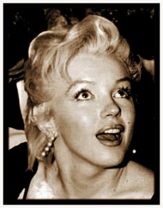 Marilyn Monroe at The Plaza Hotel NYC