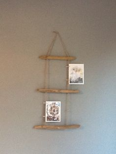 1 ramasser du bois flott 2 le nettoyer 3 le planger mi longueur dans la peinture blanche. Black Bedroom Furniture Sets. Home Design Ideas