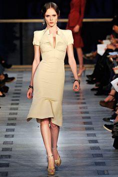 Zac Posen Spring 2012 – Vogue
