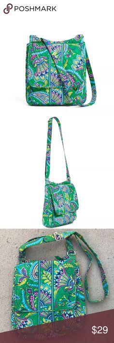 2379138c5 Vera Bradley Mailbag Crossbody Bag The Mailbag is the ultimate crossbody  bag. The adjustable strap