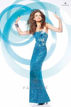 #Faviana S7151